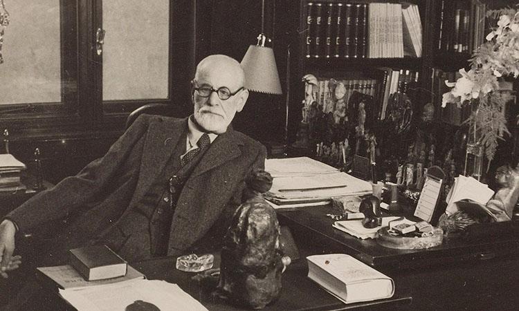 Зигмунд Фрейд в последние годы жизни