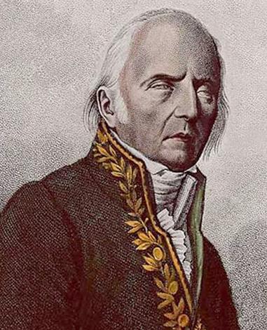 Жан Батист Ламарк в последние годы жизни