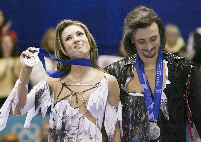 С Ириной Лобачевой на Зимних Олимпийских играх в Солт-Лейк-Сити