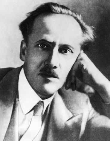 Михаил Андреевич Осоргин