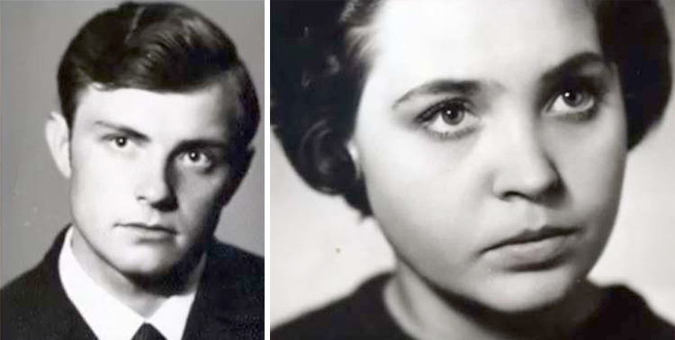 Родители Павла Харланчука