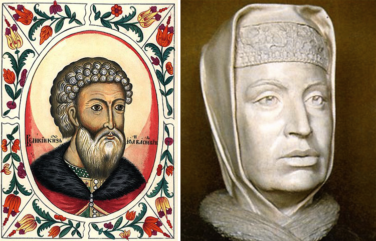 Родители — Иван III и София Палеолог