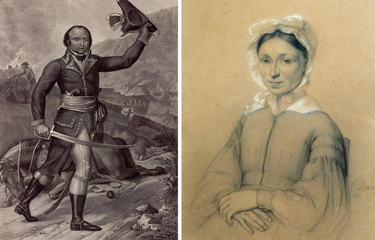 Родители – Тома-Александр Дюма и Мария-Луиза Лабурэ