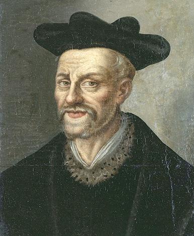 Портрет Франсуа Рабле