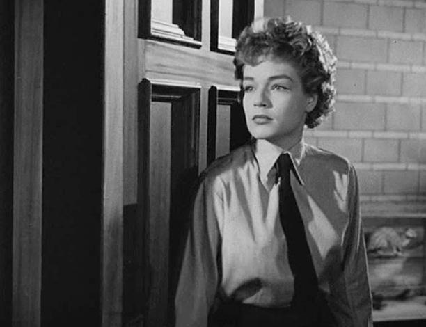 В фильме «Против ветра» (1948)