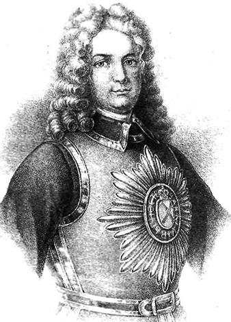 Павел Ягужинский