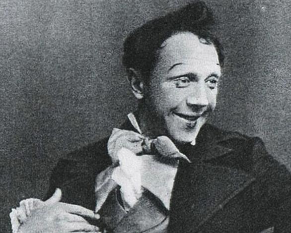 Михаил Чехов в спектакле «Ревизор»