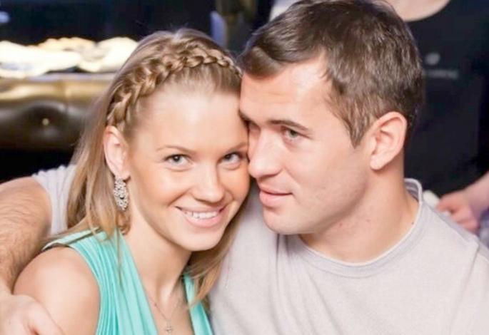 Со второй женой Екатериной