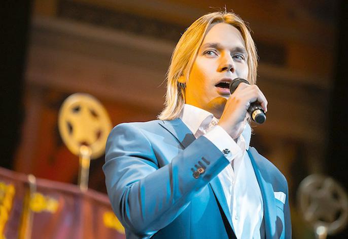 Олег Лоза на шоу «Успех»