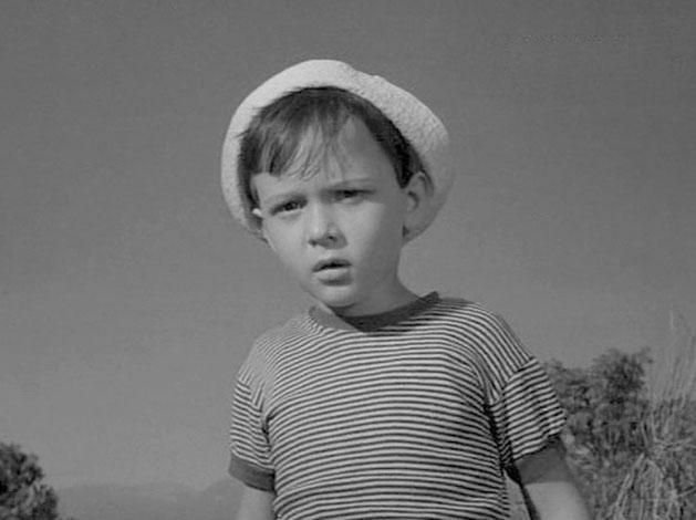 В фильме «Военная тайна» (1958)