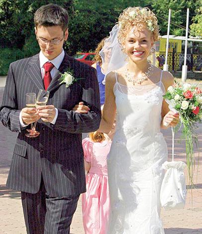 Свадьба с Дмитрием Чуриковым