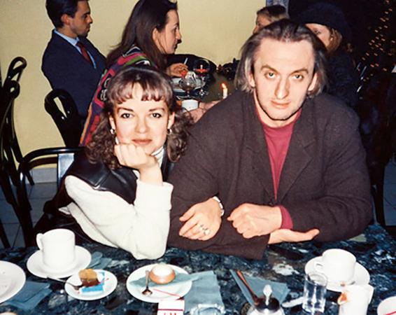 Елена Валюшкина и Александр Яцко