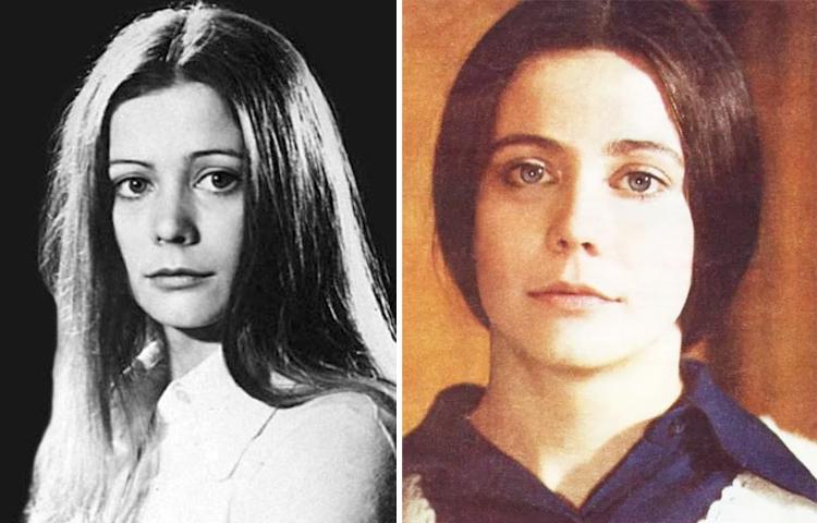 Наталия Сайко в молодости