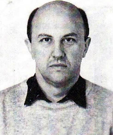 Андрей Фурсов в молодости