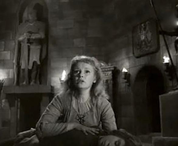 В фильме «Звездный мальчик» (1957)