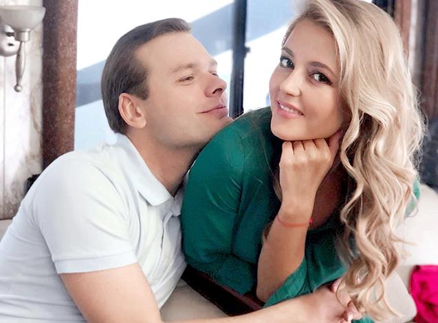 Влад Канопка и Анна Михайловская