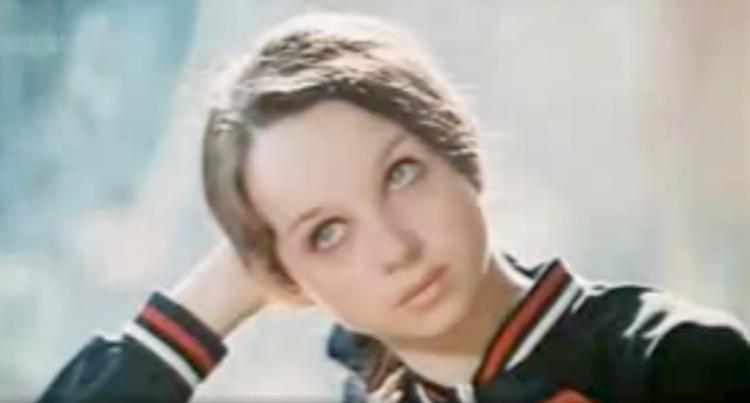 В фильме «Голубой лёд» (1969)
