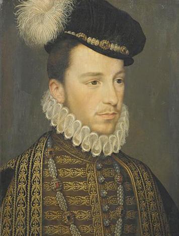 Генрих — любимый сын Екатерины Медичи
