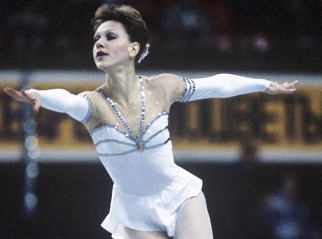 Кира Иванова на Олимпиаде