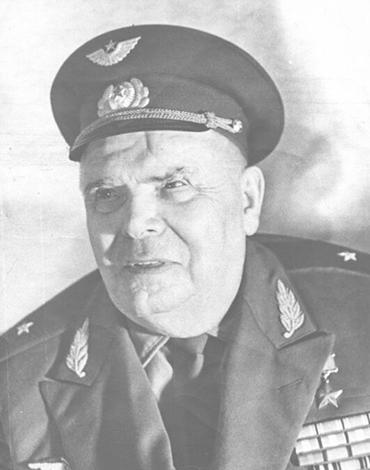 Михаил Васильевич Водопьянов