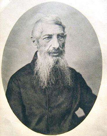 Сергей Петрович Трубецкой в старости