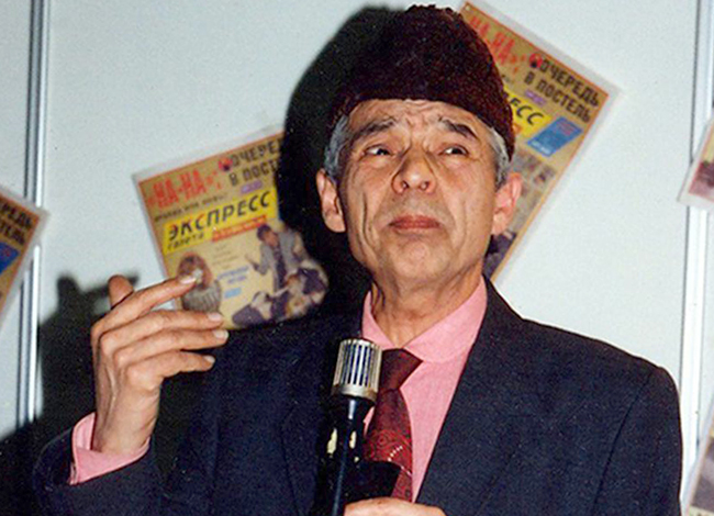 Раднэр Муратов в последние годы жизни