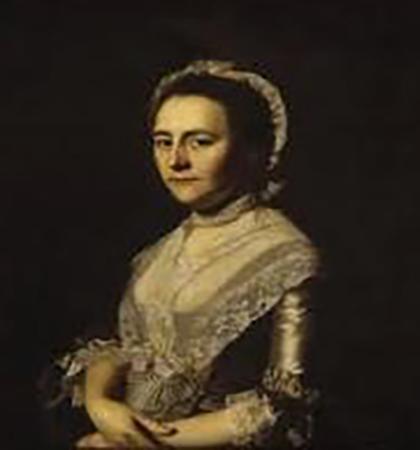 Вторая жена — Элизабет Оливе