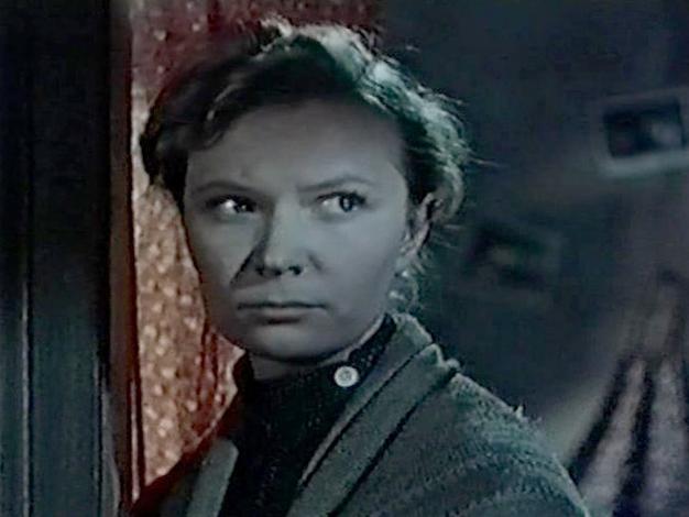 В фильме «Первые радости» (1956)