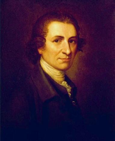 Портрет Т. Пейна работы Мэтью Пратта, 1785–1795 гг.