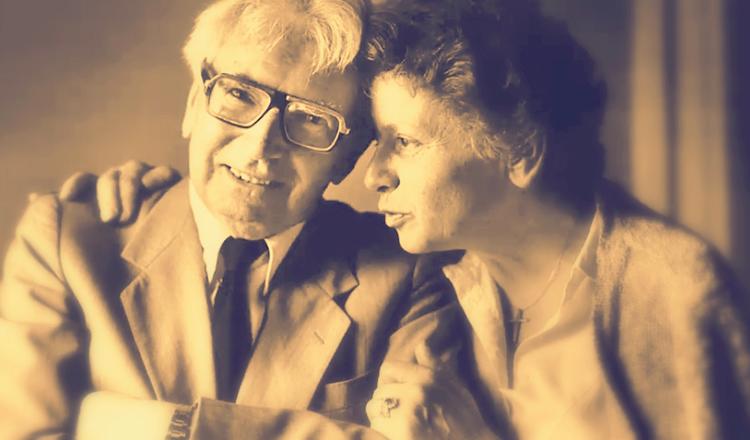 Со второй женой Элеонорой Катариной Швиндт