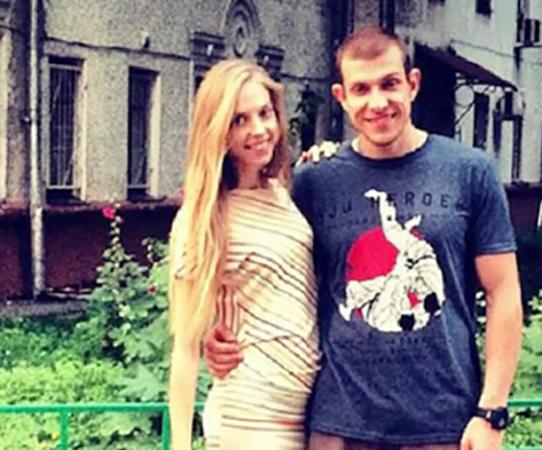 Надежда Сысоева и Роман Пан